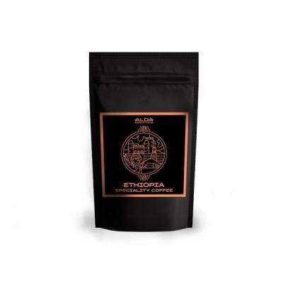 ALDA Ethiopia - 200 г кафе на зърна