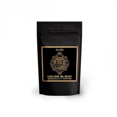 ALDA House Blend - 200 г кафе на зърна