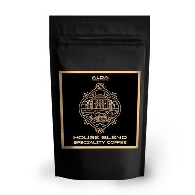 ALDA House Blend - 500 г кафе на зърна