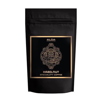 ALDA Hazelnut - кафе на зърна - 500 g
