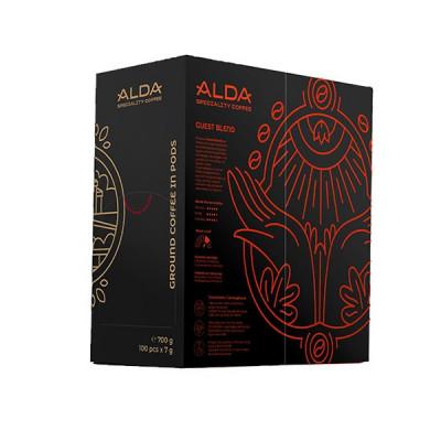 ALDA Speciality Coffee Guest Blend - 100 филтър дози