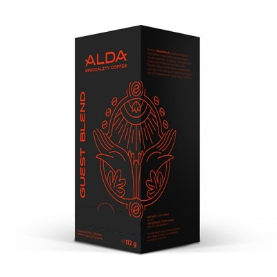 ALDA Speciality Coffee Guest Blend - 16 филтър дози