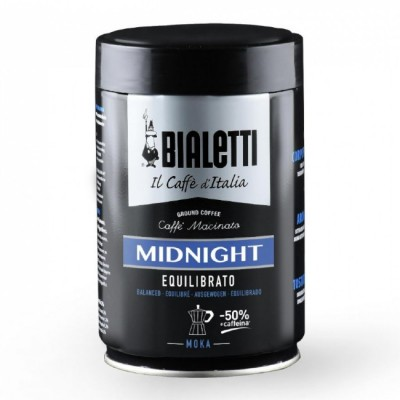 Bialetti Moka Midnight – мляно кафе 250 г
