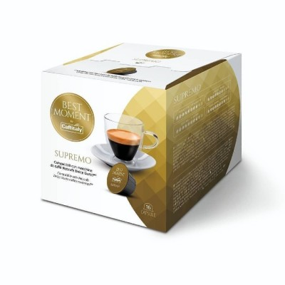 Caffitaly Best Moment Supremo - 16 капсули