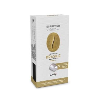Espresso Collection Brasile - капсули съвместими с Nespresso - 10 брoя