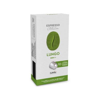 Espresso Collection Lungo - капсули съвместими с Nespresso - 10 брoя