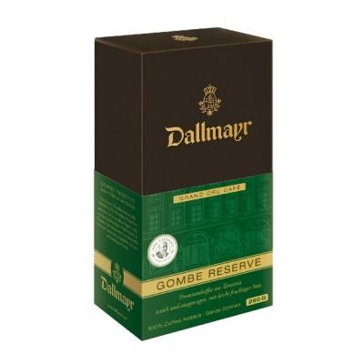 Dallmayr Grand Cru Gombe Reserve Tanzania - 250 г кафе на зърна