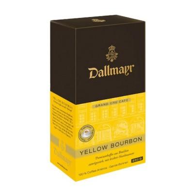 Dallmayr Grand Cru Yellow Bourbon Brazilia - 250 г кафе на зърна