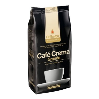 Dallmayr Café Crema Grande - 1 кг кафе на зърна