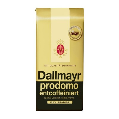 Dallmayr Prodomo Decaf - 500 г кафе на зърна