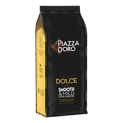 Douwe Egberts Piazza d'Oro Forza - 1 кг кафе на зърна