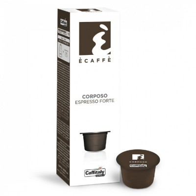 Ècaffè CORPOSO - 10 капсули