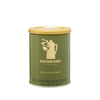 Hausbrandt Decaffeinato - 250 г мляно кафе