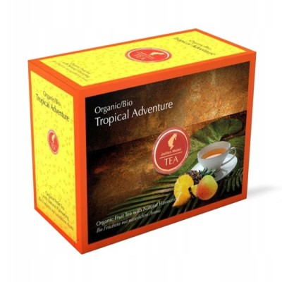 Julius Meinl БИО чай Тропическо приключение - Tropical Adventure - 20 бр.
