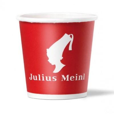 Картонени чаши за еспресо Julius Meinl 118 мл - 100 броя
