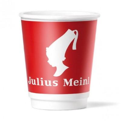 Картонени чаши за капучино Julius Meinl 200 мл - 100 броя