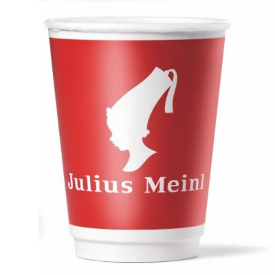 Картонени чаши за чай Julius Meinl 300 мл - 50 броя