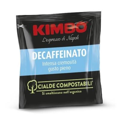 Kimbo Decaffeinato – 100 филтър дози