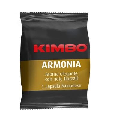Kimbo Armonia 100% Arabica – 100 капсули, съвместими с Lavazza Espresso Point