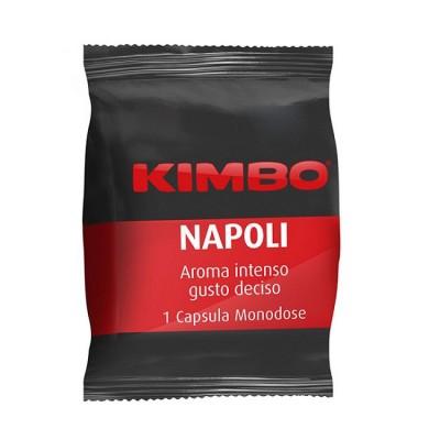 Kimbo Napoli – 100 капсули, съвместими с Lavazza Espresso Point