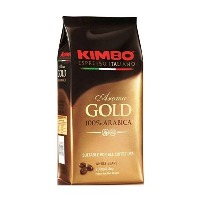 Kimbo Aroma Gold 100% Arabica – 250 г кафе на зърна