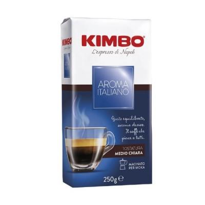 Kimbo Aroma Italiano – 250 г мляно кафе
