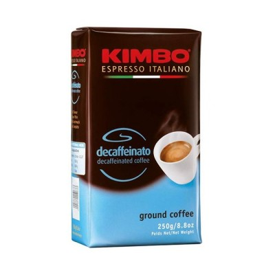 Kimbo Decaffeinato – 250 г мляно кафе