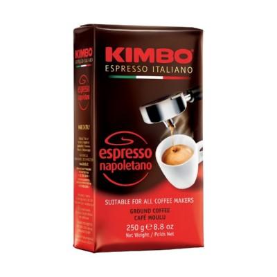 Kimbo Espresso Napoletano – 250 г мляно кафе