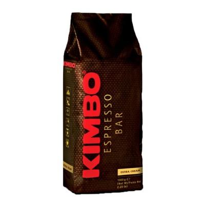 Kimbo Extra Cream – 1 кг кафе на зърна