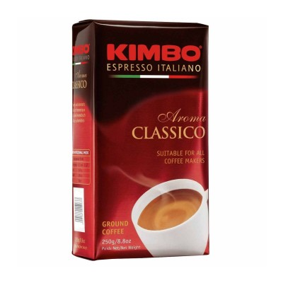 Kimbo Aroma Classico – 250 г мляно кафе