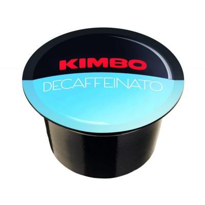 Kimbo Decaffeinato – 96 капсули, съвместими с Lavazza Blue