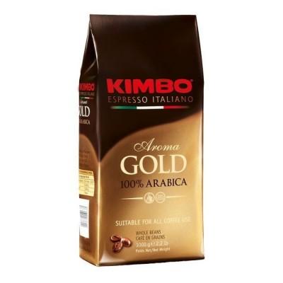 Kimbo Aroma Gold 100% Arabica – 1 кг кафе на зърна