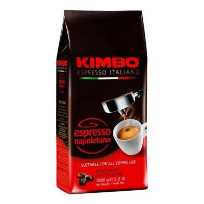 Kimbo Espresso Napoletano – 1 кг кафе на зърна