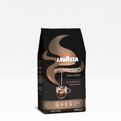 Lavazza Espresso Italiano Classico - 1 кг кафе на зърна