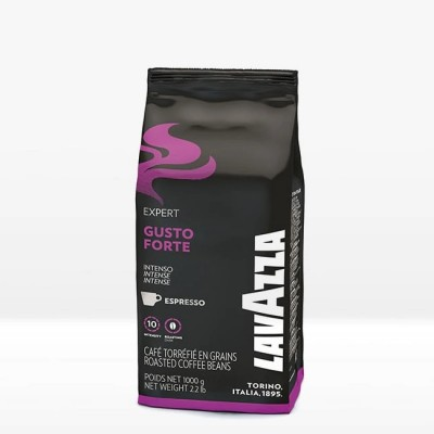 Lavazza Gusto Forte - 1 кг кафе на зърна