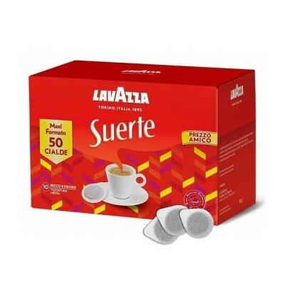 Lavazza Suerte - 50 филтър дози