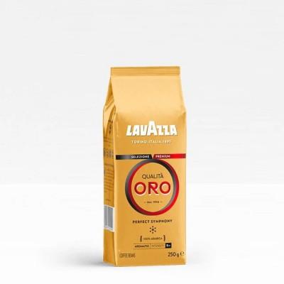 Lavazza Qualità Oro - кафе на зърна 250 г