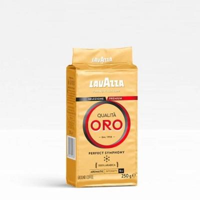 Lavazza Qualità Oro - мляно кафе 250 г