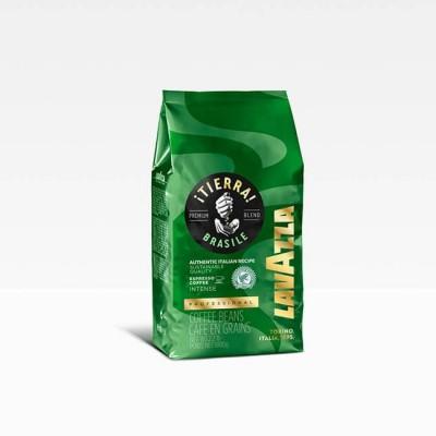 Lavazza ¡TIERRA! Brasile Espresso Intense - кафе на зърна 1 кг
