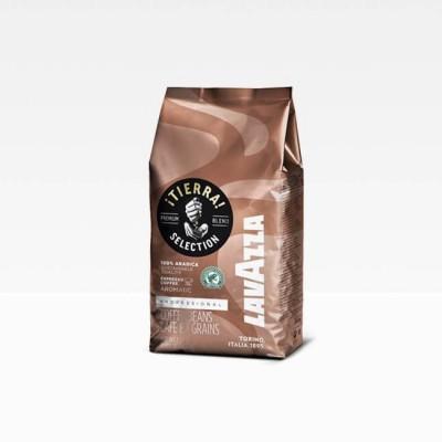Lavazza ¡TIERRA! Selection Espresso Aromatic - кафе на зърна 1 кг