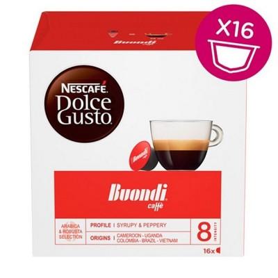 Nescafé Dolce Gusto Buondi - 16 капсули