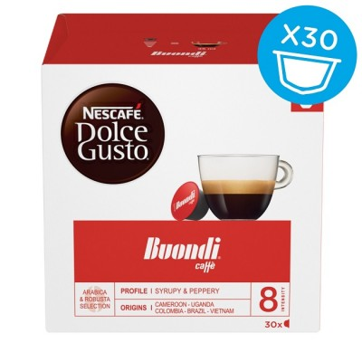 Nescafé Dolce Gusto Buondi - 30 капсули