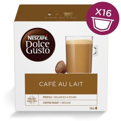 Nescafé Dolce Gusto Café Au Lait - 16 капсули