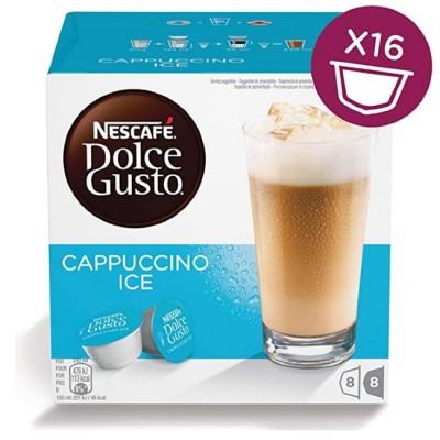 Nescafé Dolce Gusto Cappuccino Ice - 16 капсули за 8 напитки