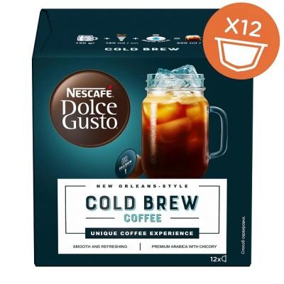 Nescafé Dolce Gusto Cold Brew - 12 капсули