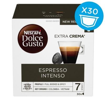 Nescafé Dolce Gusto Espresso Intenso - 30 капсули