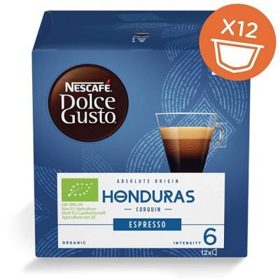 Nescafé Dolce Gusto Honduras Corquin Espresso BIO - 12 капсули