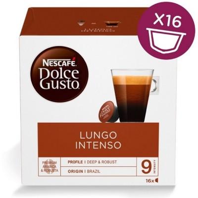 Nescafé Dolce Gusto Lungo Intenso - 16 капсули