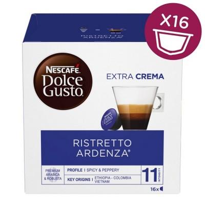 Nescafé Dolce Gusto Ristretto Ardenza - 16 капсули