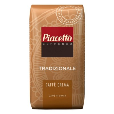 Piacetto Tradizionale Caffe Crema - 1 кг кафе на зърна